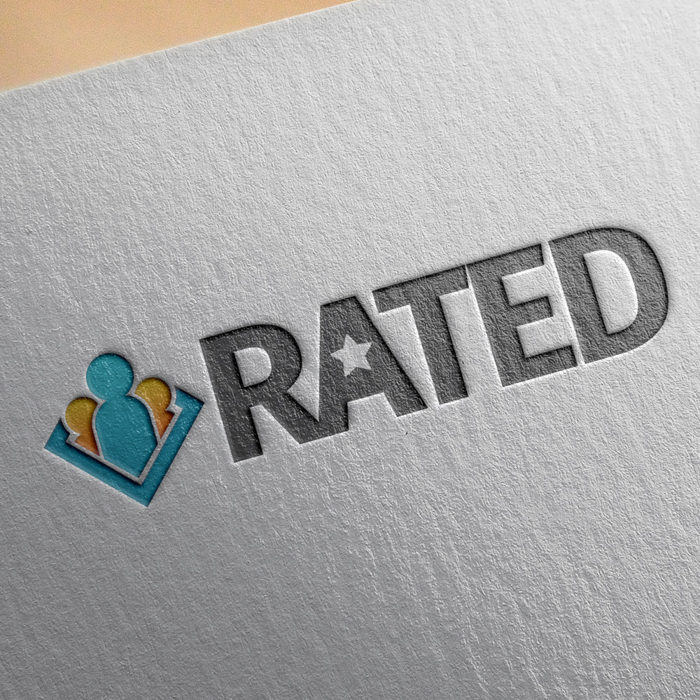 Rated Logo Design